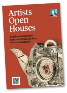 Brighton and Hove Artists Open Houses 2013 Brochure