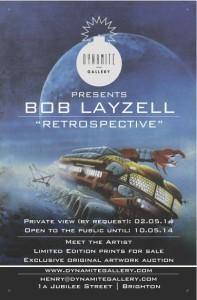 Bob Lazell