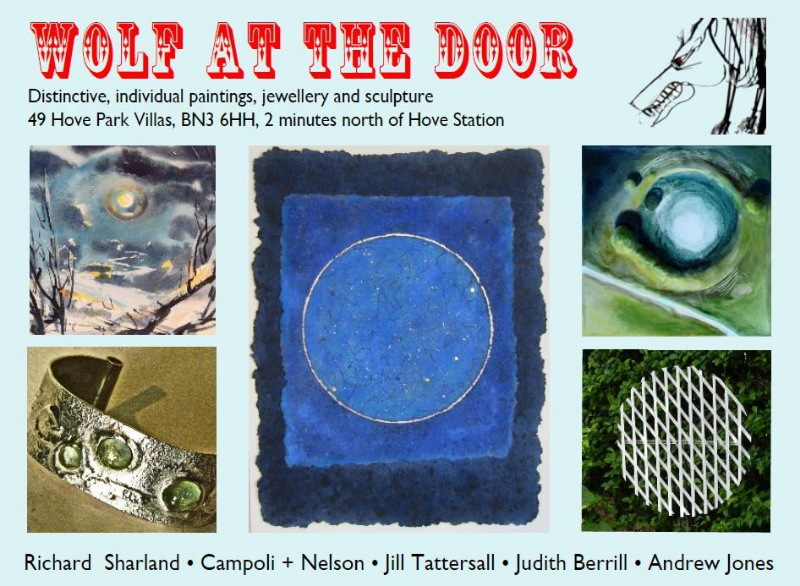 The Wolf Opens For Artists Open Houses 2015