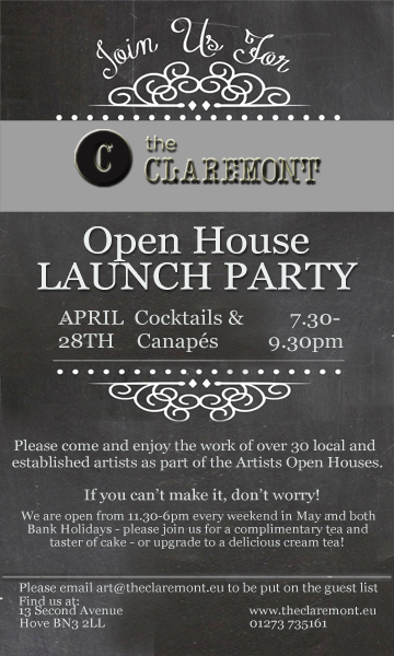 AOH 2016: The Claremont launch party