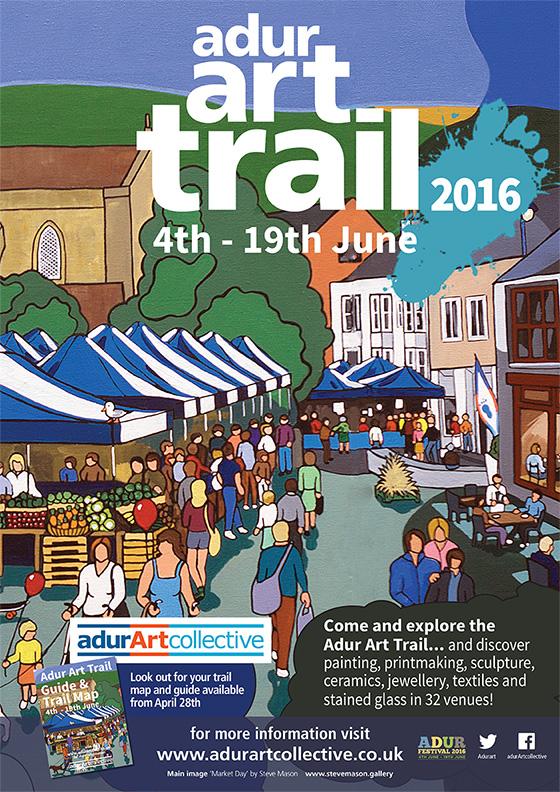 2016 Adur Art Trail
