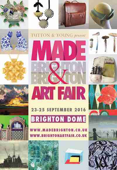 Brighton Art Fair / Made Brighton